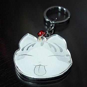 外型切割鑰匙圈-可愛造型